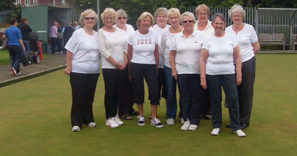 Atherleigh Ladies League's Team Knockout Final 2016