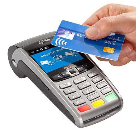 CARD PAYMENTS NOW TAKEN